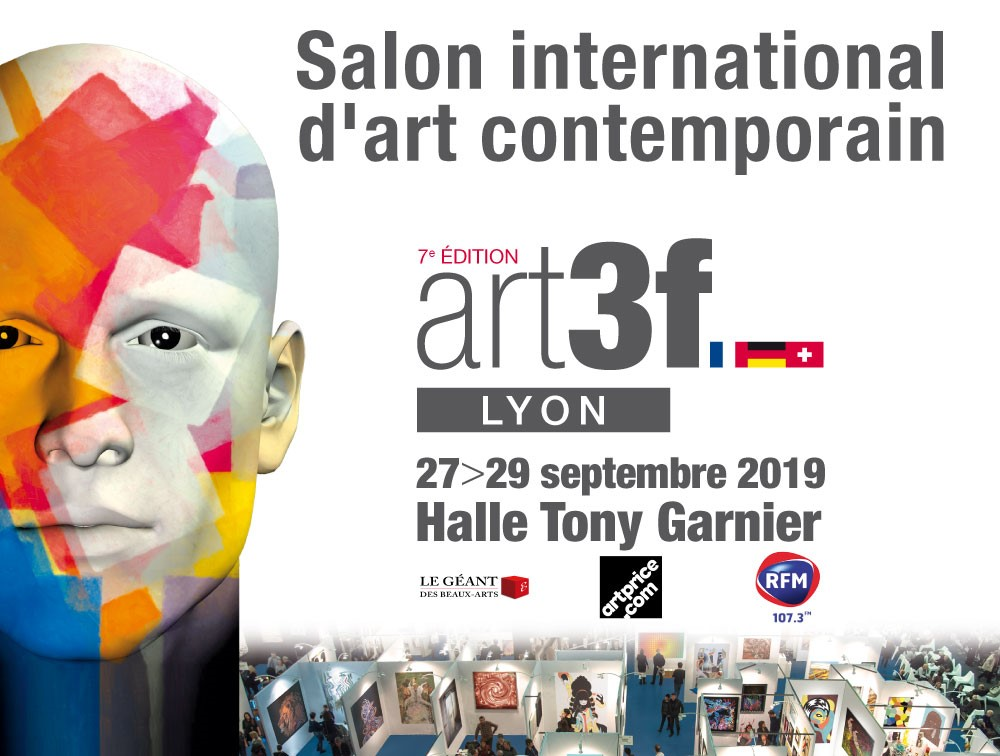 Salon Art3F 2019